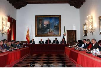 Diputación de Cáceres aprueba el plan de restauración de escombreras de la zona sur de la provincia