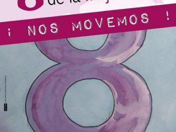 """El día 8 de marzo se centrará en el papel de la educación para lograr la igualdad bajo el lema """"Nos movemos"""""""