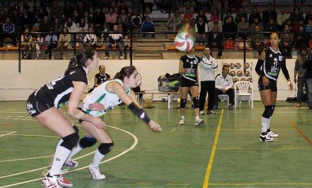 El Extremadura Arroyo comienza la fase de ascenso a Superliga con una clara victoria en Alcira