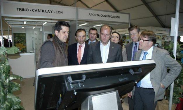 Diputación de Cáceres presenta en FIO los puntos de comunicación con aplicaciones para móviles
