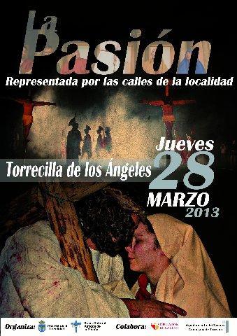 Torrecilla de los Ángeles promocionará en Cáceres la escenificación de la Pasión de Cristo