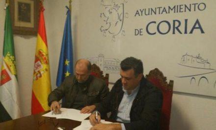 El colectivo empresarial Asecoc estrena las instalaciones cedidas por el Ayuntamiento de Coria