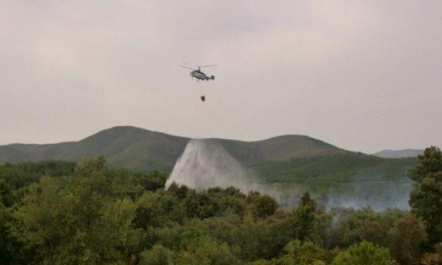El TSJEx rebaja de cuatro a tres años la condena de cárcel para el autor del incendio forestal de Carrascalejo