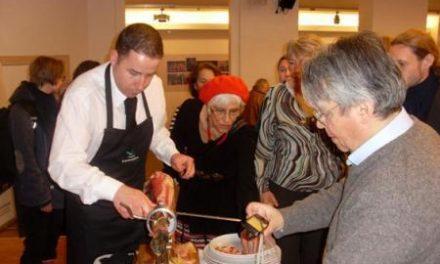 La semana cultural de Extremadura en Berlín da a conocer las singularidades de la gastronomía regional