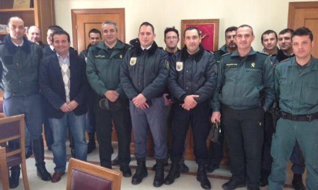Cuerpos de España y Portugal intensifican su colaboración para mantener la seguridad en la Raya