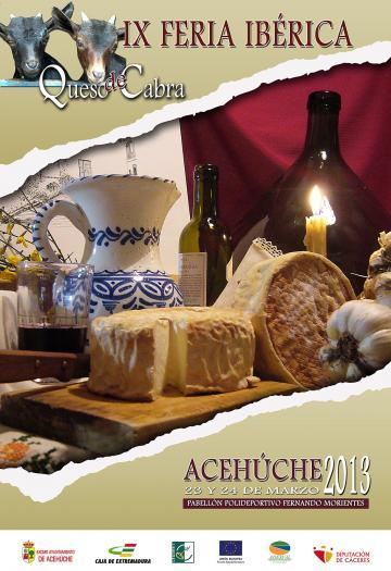 La IX Feria del Queso de Acehúche organiza talleres de elaboración de queso, catas y visitas a queserías