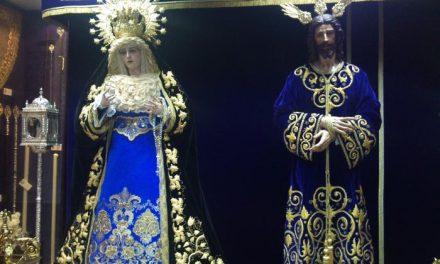 La Hermandad de la Pasión de Plasencia traslada sus pasos desde la iglesia de San Pedro hasta la calle Coria