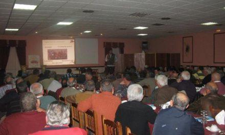 Más de 130 agricultores participan en Moraleja en una jornada técnica sobre el cultivo del maíz
