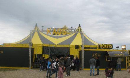 Cirkus Kaos prolonga su estancia en Coria debido al éxito de público obtenido en sus funciones