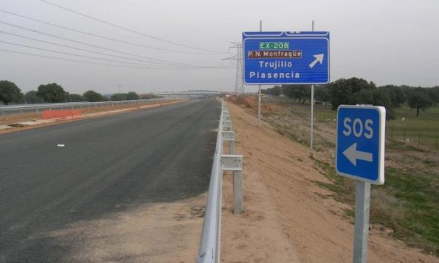 La Junta inicia las expropiaciones por las obras de la autovía Ex-A1 entre Plasencia y El Batán