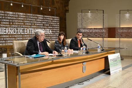 Fución Pública presenta la Encuesta y el Plan de Movilidad de los empleados del Gobierno de Extremadura