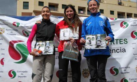 El placentino Dani Remón vence en la segunda edición de la carrera Transcanchos por el paraje de Valcorchero