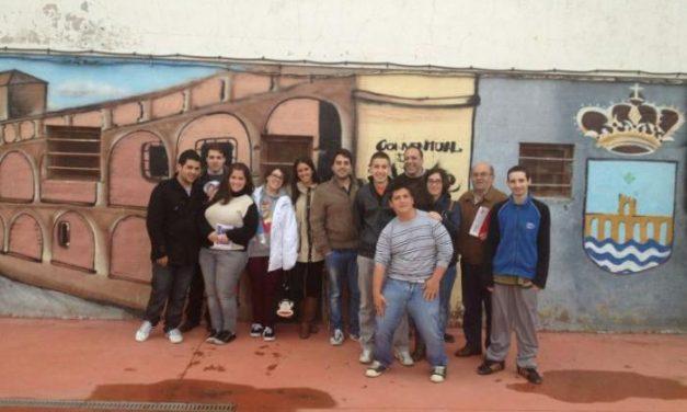 Juventudes Socialistas se constituye en Alcántara con María Vázquez como secretaria general