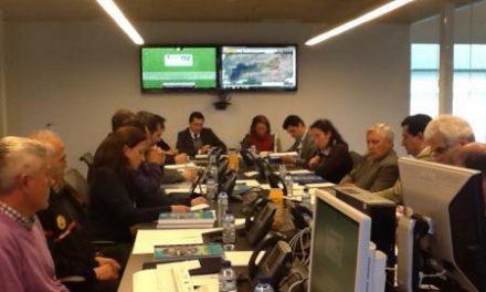 Protección Civil prevé que las próximas horas sean de relativa tranquilidad ante posibles inundaciones