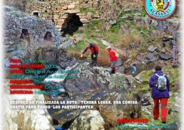 El club de caminantes de San Vicente de Alcántara organiza la tercera edición de la ruta de los molinos