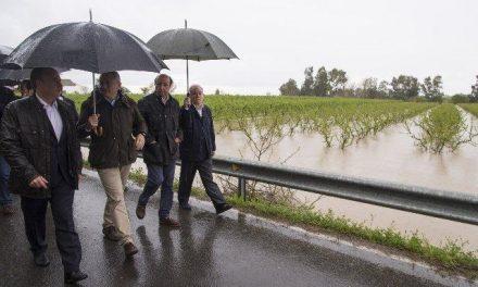 El Plan de Inundaciones mantiene el nivel 2 de emergencias por seguridad ante la previsión de lluvias