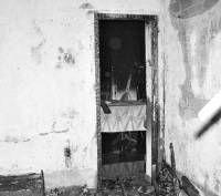 Un incendio en Villanueva de la Serena provoca que un matrimonio y su hijo tengan que ser atendidos