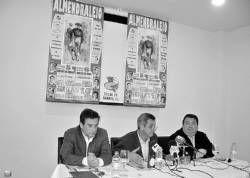 El Cid, Ferrera, Perera y De Mendoza serán los protagonistas en los actos taurinos del Salón del Vino