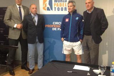 La ciudad de Cáceres contará con una prueba del campeonato World Pádel Tour en mayo