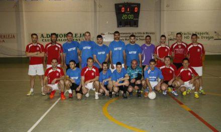 El equipo Asociación Deportiva Villa de Moraleja gana la decimosexta Liga de fútbol sala Villa de Moraleja