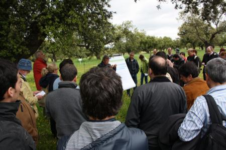Investigadores extremeños asisten a la reunión de la Sociedad Española para el Estudio de los Pastos