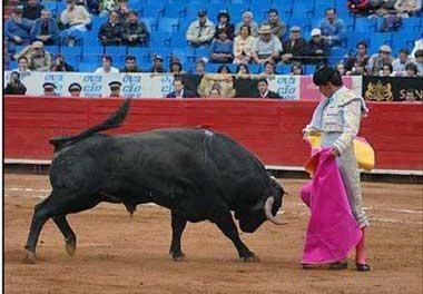 El novillero cacereño Jairo Miguel corta tres orejas en un festejo celebrado en la plaza mexicana de León