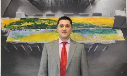 Luis Martín Recuero es nombrado nuevo gerente de las Áreas de Salud de Plasencia-Navalmoral
