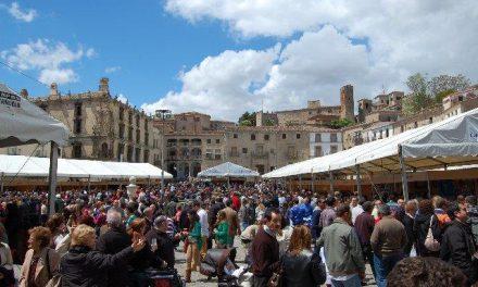 La Feria del Queso de Trujillo contará este año con degustaciones, maridajes y talleres para los visitantes