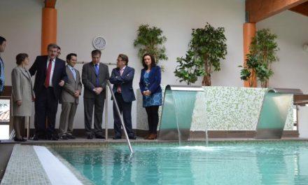 Víctor del Moral destaca el liderazgo de Extremadura a nivel nacional dentro del turismo de salud