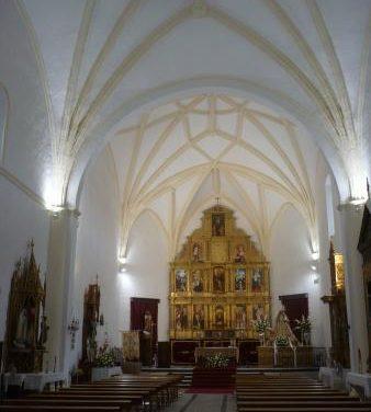 Comienza el expediente para declarar Bien de Interés Cultural a la Iglesia de Santa Olalla de Puebla de la Reina