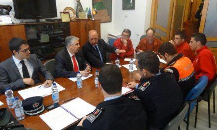 López Iglesias anuncia que los delitos han aumentado en Villafranca de los Barros y las faltas han bajado