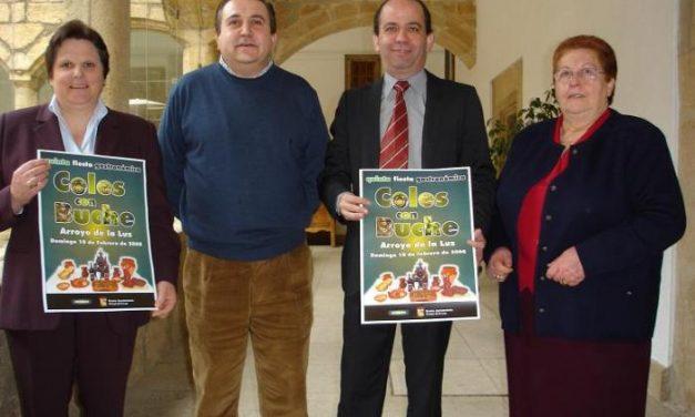 Arroyo de la Luz celebrará la quinta edición de la fiesta gastronómica de Coles con Buche el 10 de febrero