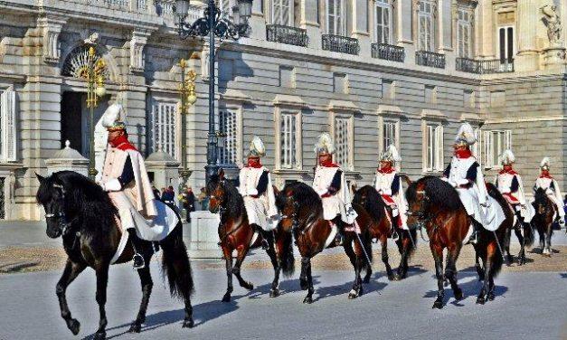 El Escuadrón de Caballería de Escolta de la Guardia Real visitará Coria entre el 23 y el 27 de abril