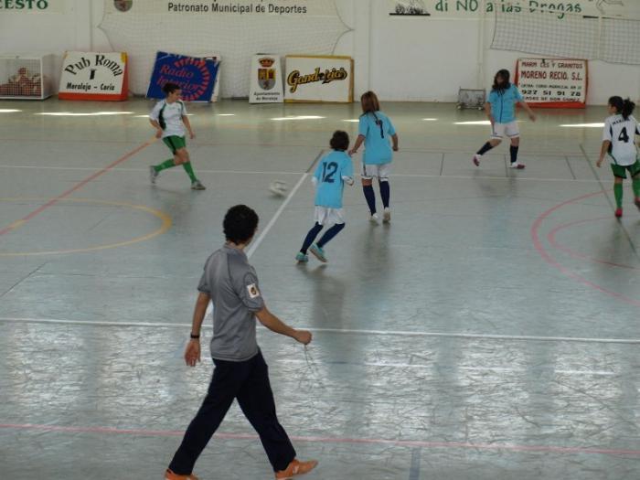Moraleja acogerá la concentración de fútbol sala alevín de los Juegos Extremeños de Deporte
