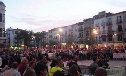 El Campamento Dignidad Plasencia solicita el apoyo de la ciudadanía para exigir nuevas políticas de empleo