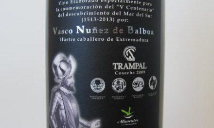 Un vino extremeño conmemorará el V Centenario del Pacífico y se distribuirá en Panamá