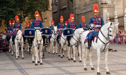 Integrantes de la Guardia Real impartirán charlas y realizarán exhibiciones en Valencia de Alcántara