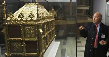 El Monasterio de Guadalupe exhibe más de cuarenta tesoros artísticos en espacios de Madrid