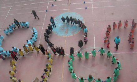 El colegio de Acehúche y un centro escolar de Coria son  galardonados con el premio al deporte base