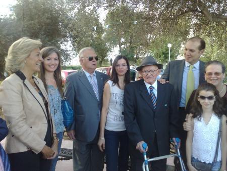 El Gobierno de Extremadura lamenta el fallecimiento de José Troca, el extremeño más longevo con 106 años