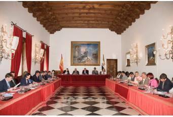 La Diputación de Cáceres  aprueba la modificación de estatutos del Consorcio 'Cáceres Ciudad Histórica'