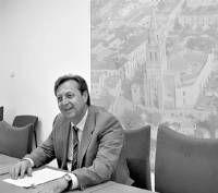 Eligen presidente de Asirioma al concejal del consistorio de Villafranca de los Barros Andrés Moriano