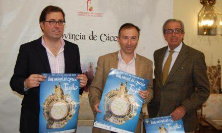 Trujillo reunirá más de 500 variedades de queso en una feria en la que Francia será el país invitado