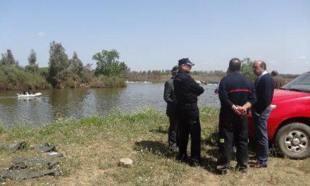 Aparece en el río Guadiana el cuerpo sin vida del joven 17 años que estaba desaparecido desde el miércoles
