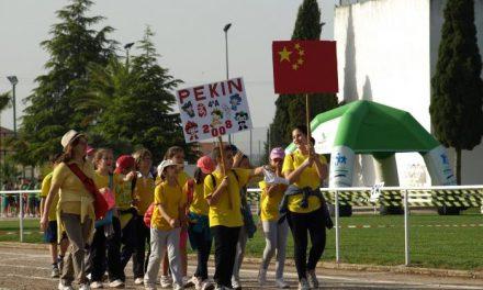 Más de 200 alumnos han participado en las Olimpiadas Escolares C.E.P. Virgen de la Vega de Moraleja