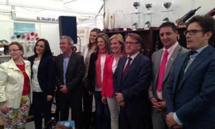 Víctor del Moral inaugura la 42 edición de la Fiesta de la Chanfaina de Fuente de Cantos