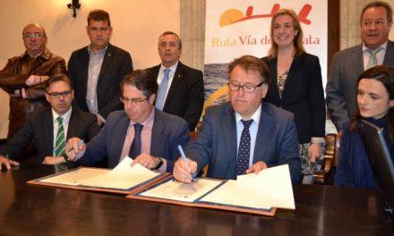 Extremadura firma el Plan de Actuación para la Promoción Turística en 2013 de la Ruta Vía de la Plata