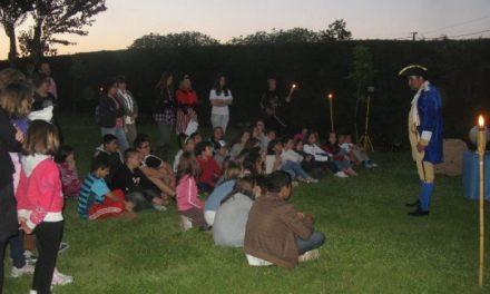 """Más de 500 personas participan en """"El colegio encantado"""" del Centro Cervantes de Moraleja"""