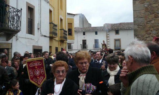 El PP de Moraleja rechaza la actitud del PSOE que se negó a asistir a los actos religiosos en la fiesta de San Blas
