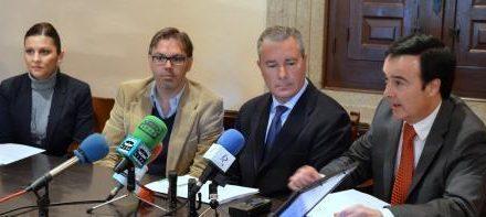 Manuel Lozano invita a los extremeños a mejorar la accesibilidad a través de la oficina técnica regional